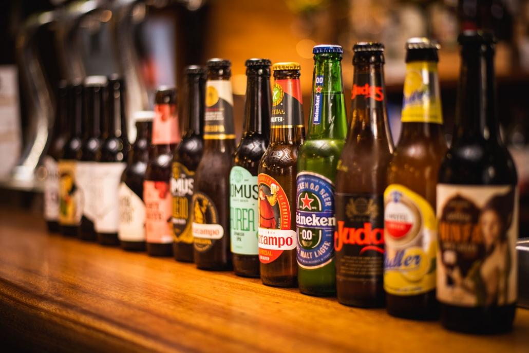 Diferencias entre lager y ale