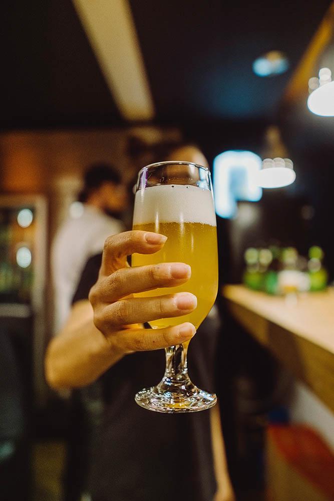 como se hace la cerveza